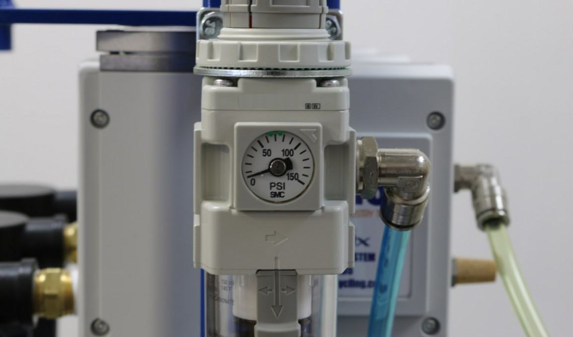 Rapid 45x Upper Suction System